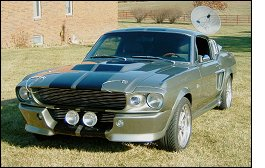 "'67-'68 Mustang ""Eleanor Style"" Body Kit"